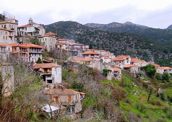 δημητσάνα ξενοδοχεια - Guesthouse Kazas